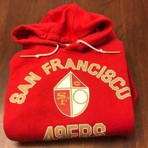 SF 49ers Nike Hoodie